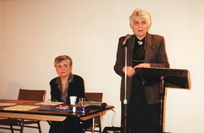 Saskatoon Book Launch 1999